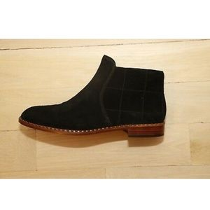 Marc by Marc Jacobs black ankle boot